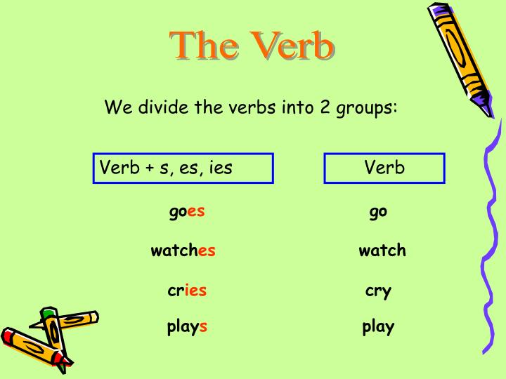 The Verb