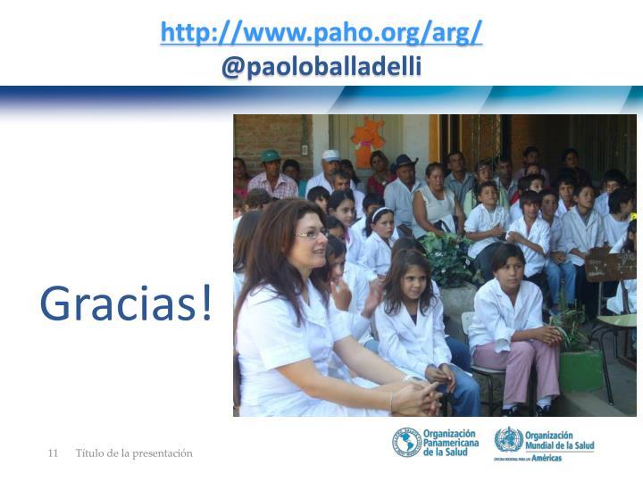 http://www.paho.org/arg