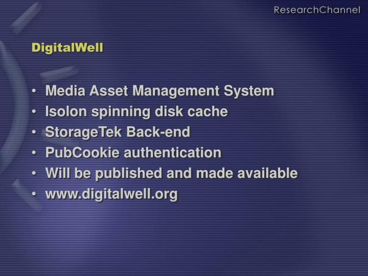 DigitalWell