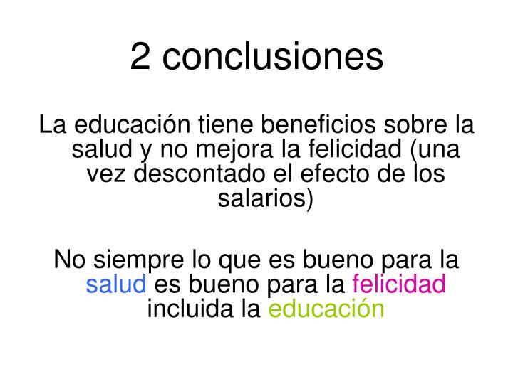 2 conclusiones