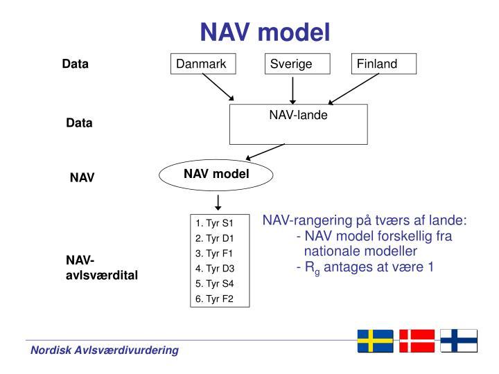 NAV model