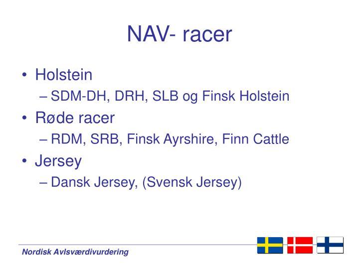 NAV- racer