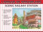 scenic railway station