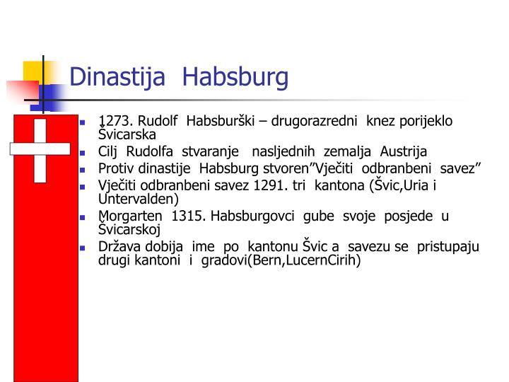 Dinastija  Habsburg