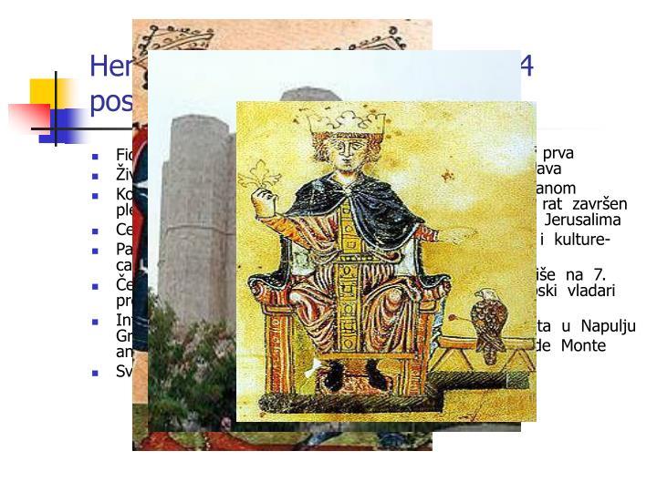 Fidrih  II (1215. – 1250.)