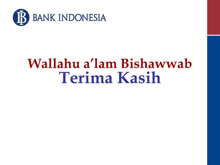 Wallahu a'lam Bishawwab
