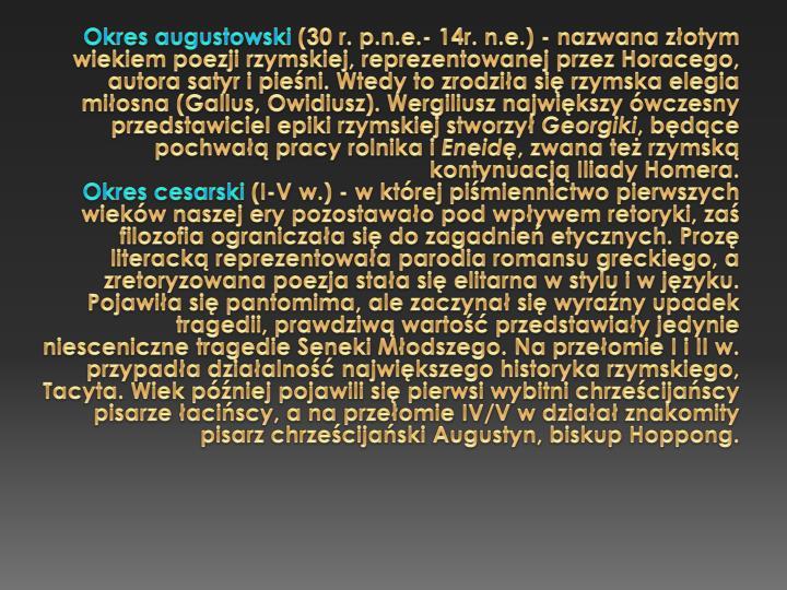 Okres augustowski
