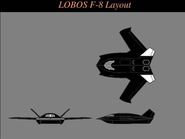 LOBOS F-8 Layout