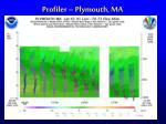 profiler plymouth ma