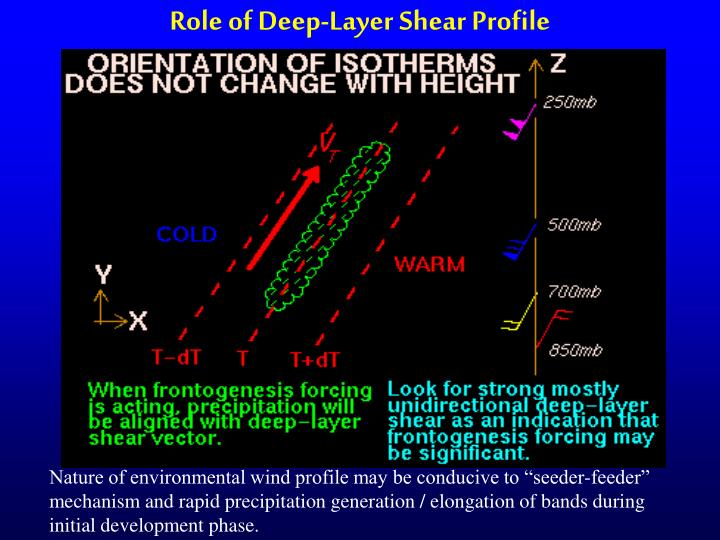 Role of Deep-Layer Shear Profile