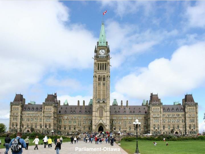 Parliament-Ottawa