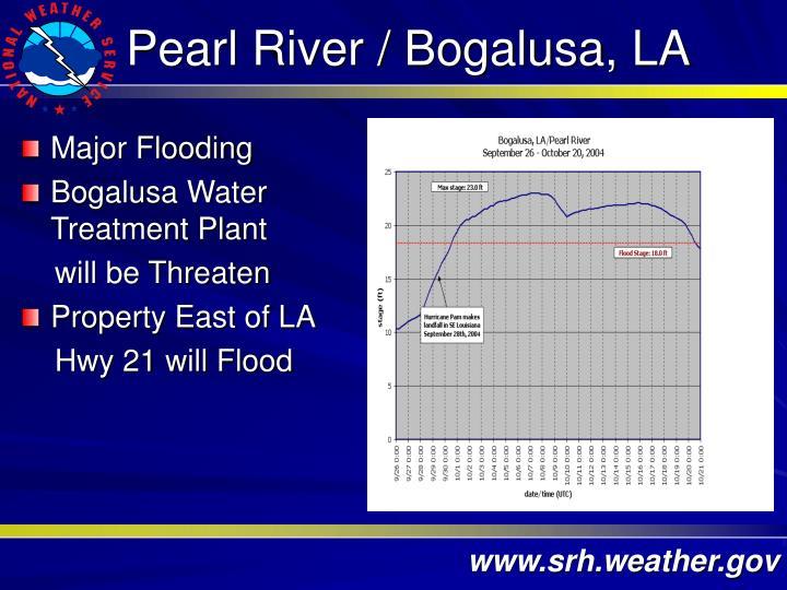 Pearl River / Bogalusa, LA