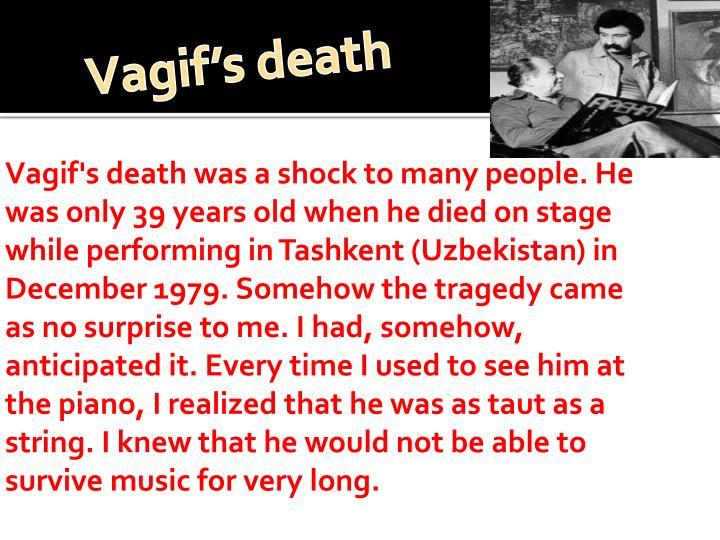 Vagif's