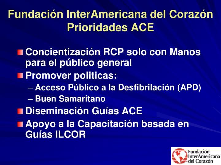 Fundación InterAmericana del Corazón