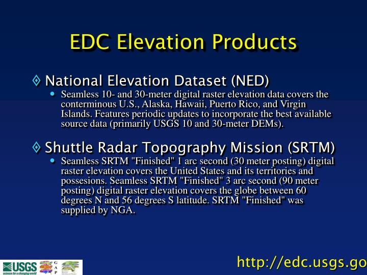 EDC Elevation Products