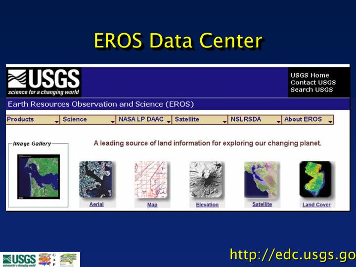 EROS Data Center