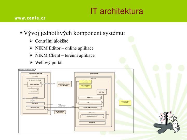 IT architektura