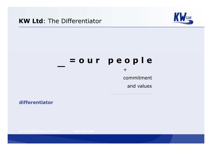 KW Ltd