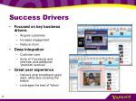 success drivers