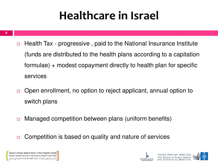 Healthcare in Israel