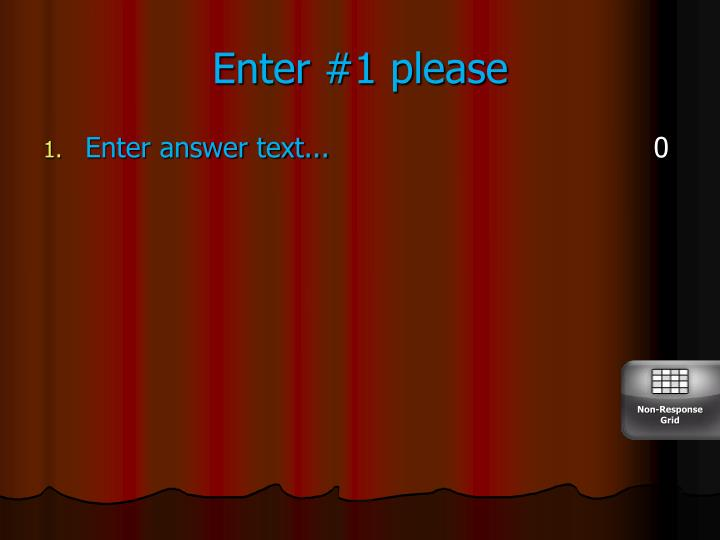 Enter answer text...