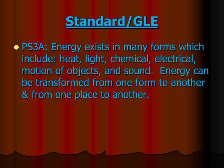 Standard/GLE