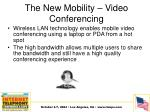 the new mobility video conferencing2