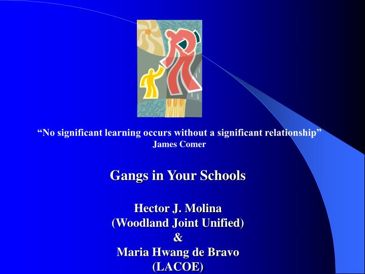 significant learning relationship definition