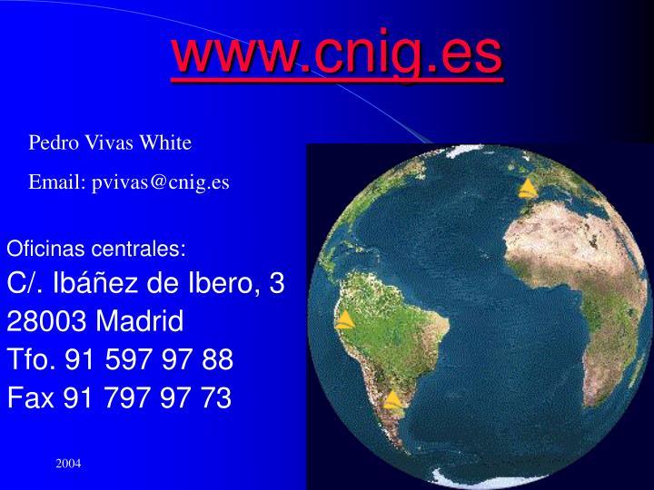 www.cnig.es