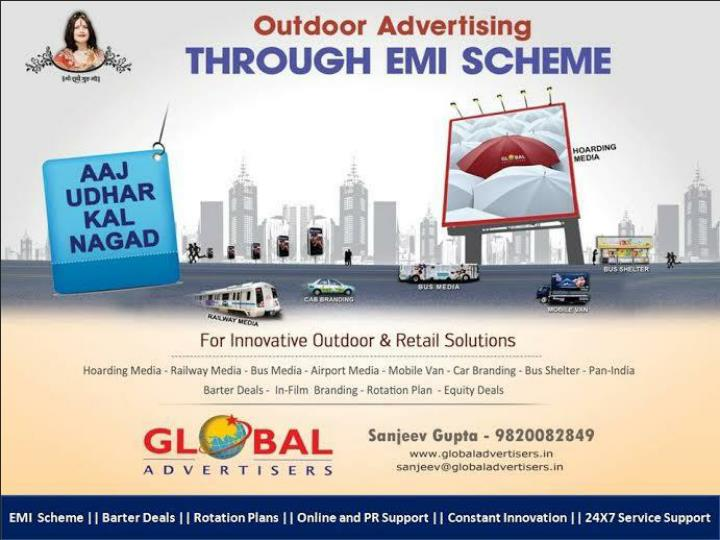 Advertising and marketing in andheri global advertisers