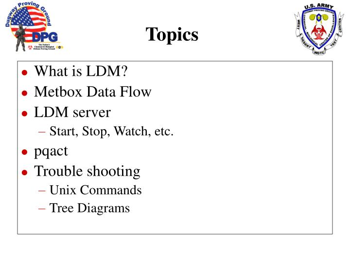 What is LDM?