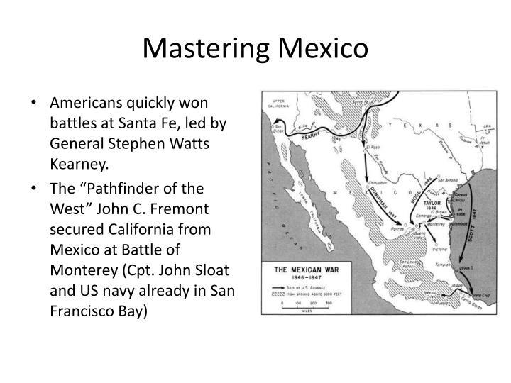 Mastering Mexico