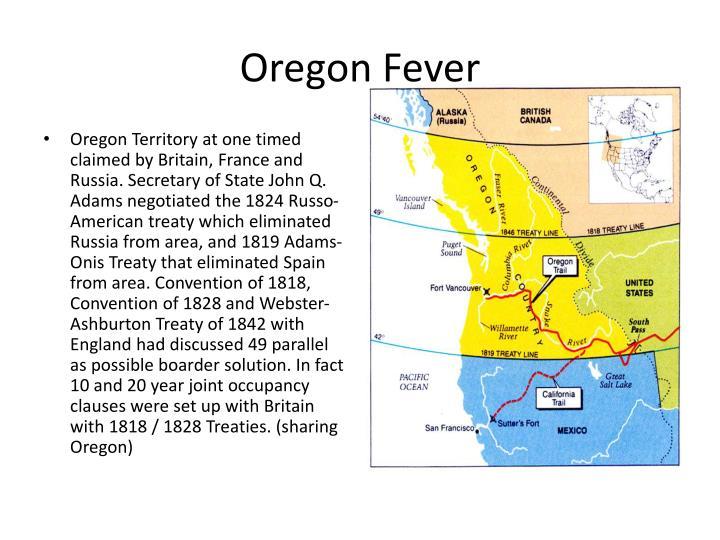 Oregon Fever