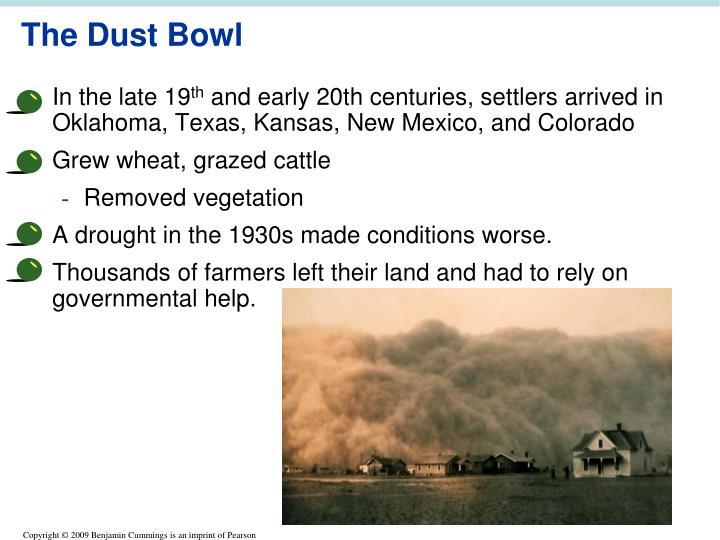 Ppt 008 soil agriculture the future of food for Soil conservation act