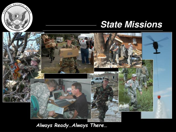 State Missions