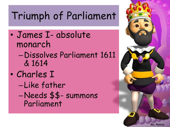 Triumph of Parliament
