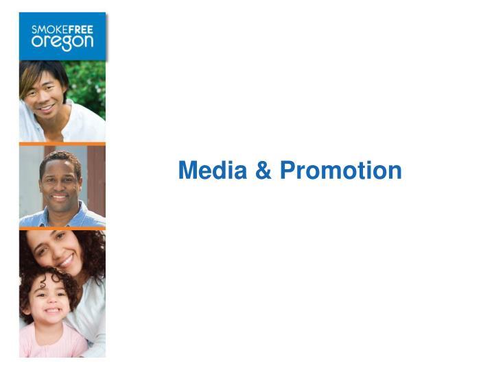 Media & Promotion