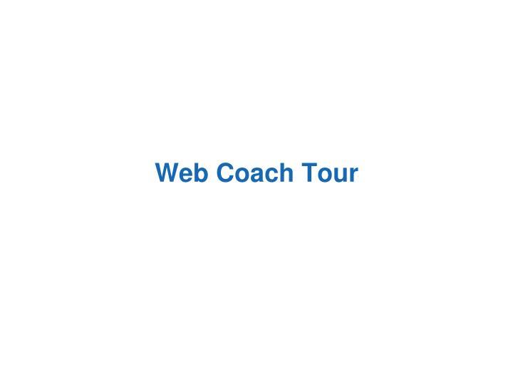 Web Coach Tour