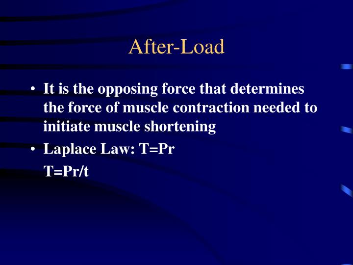 After-Load