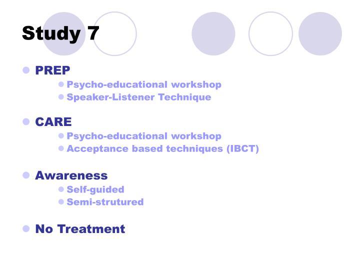 Study 7