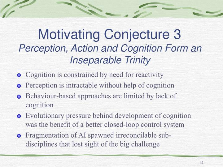 Motivating Conjecture 3