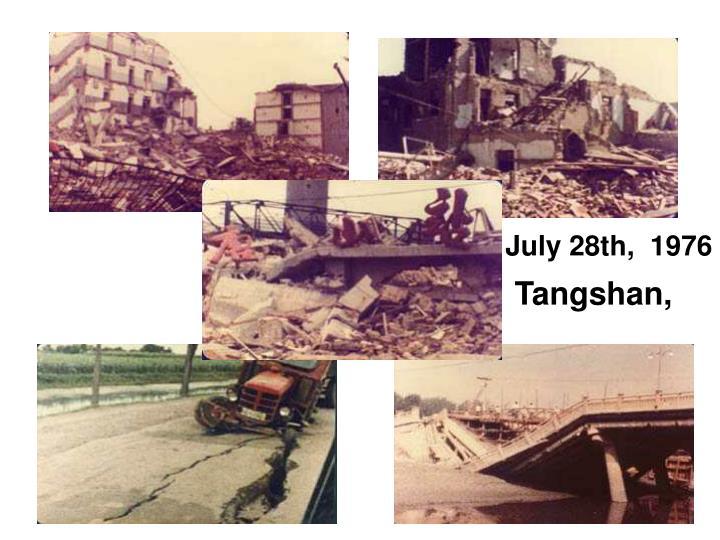 July 28th,  1976