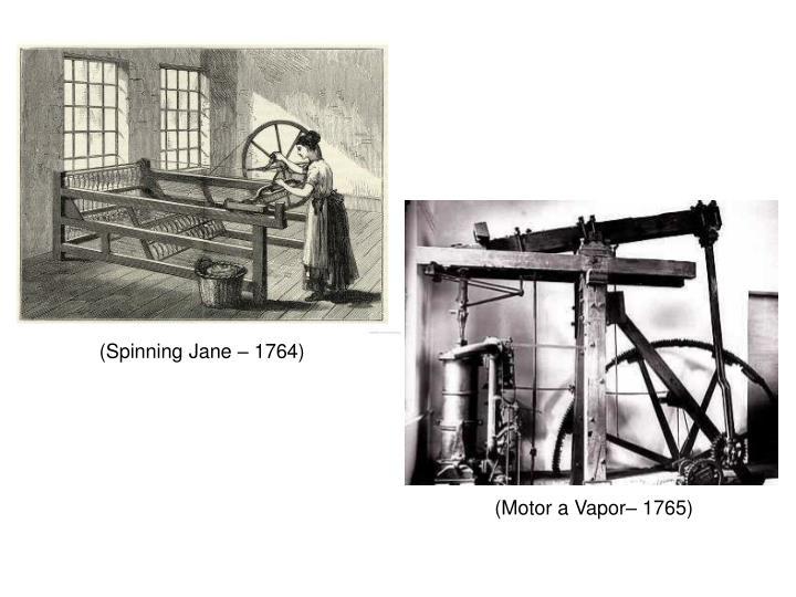 (Spinning Jane – 1764)