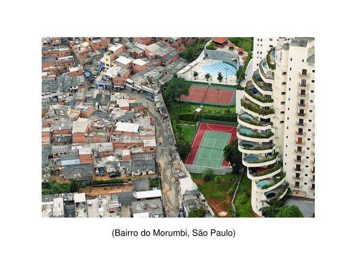 (Bairro do Morumbi, São Paulo)