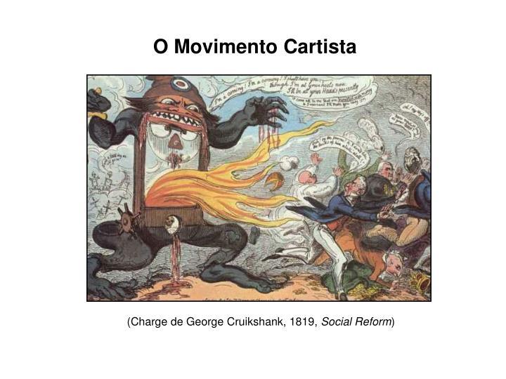 O Movimento Cartista