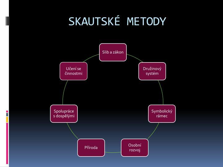 SKAUTSKÉ METODY