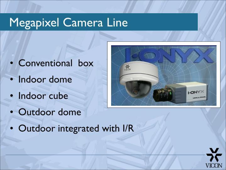 Megapixel Camera Line