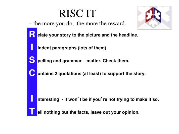 RISC IT