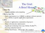 the grid a brief history