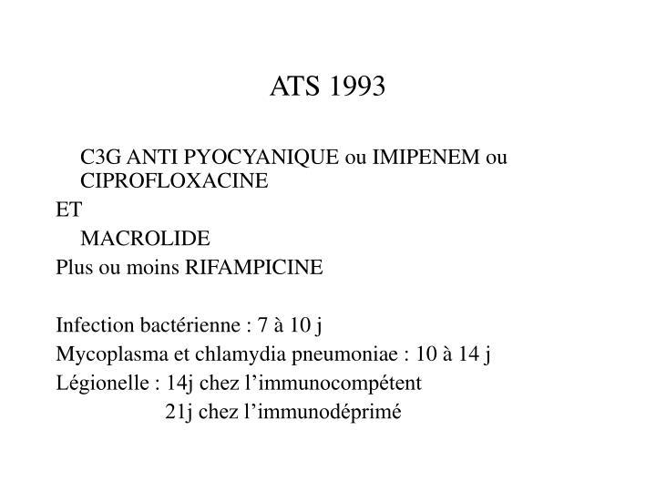 ATS 1993